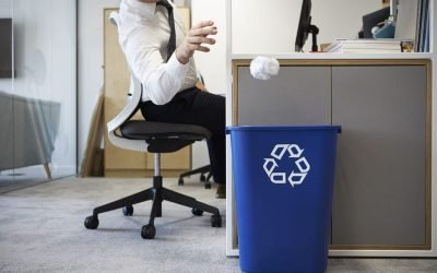 Ecologisch verantwoorde akoestische isolatie door gerecyclede kranten